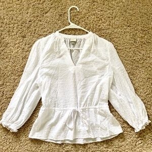 A NEW DAY 3/4 Sleeve Blouse
